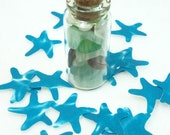 Vial of Sea Glass, Glass Embellishment, Natural Glass, Glass for Jewelery