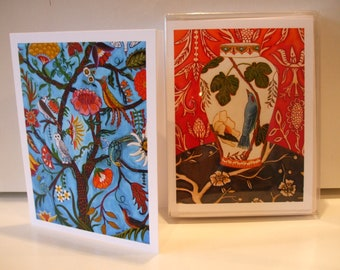 Nature Collection Set of Beautiful Note Cards.