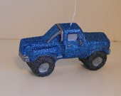 4x4 Pickup Truck Christmas Ornament