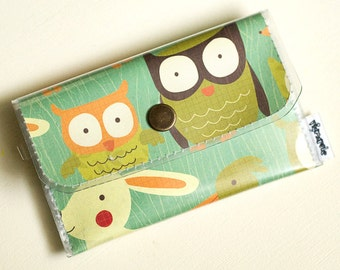 Woodland - Card Wallet