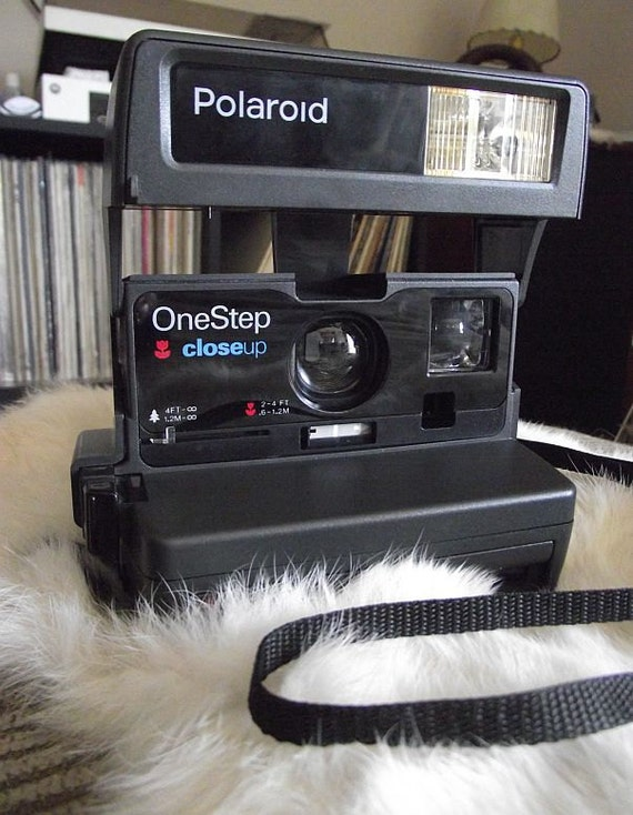 Polaroid Camera - Onestep Close-up - Film-Tested & Working