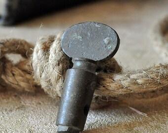 antique little key from a Russian samovar...      Jul 04FL