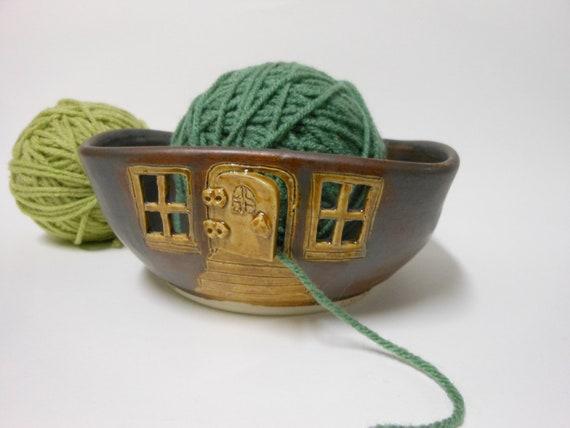 French Cottage Yarn Bowl