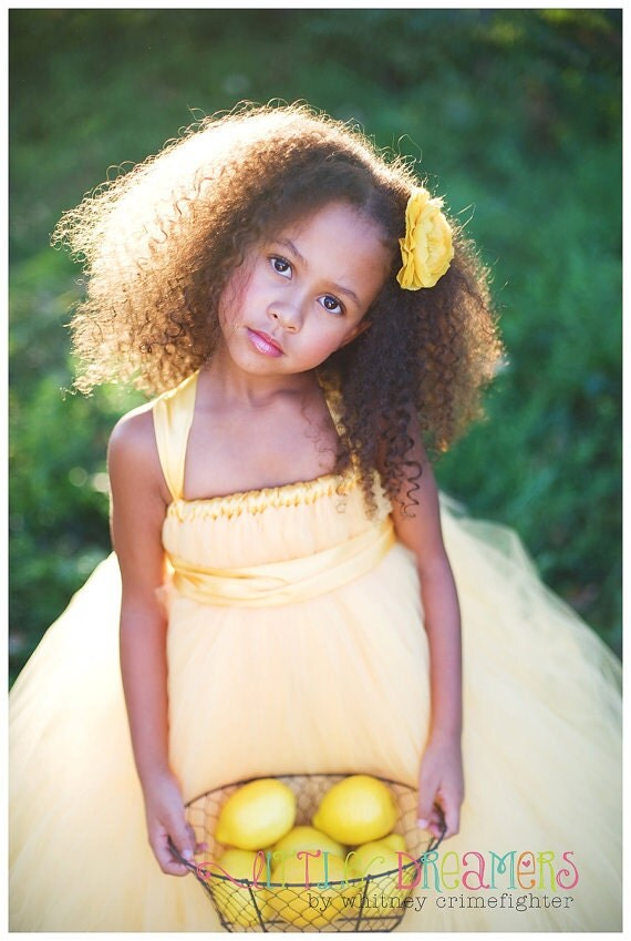 For jessleigh21 - Golden Yellow Tutu Dress w/ Navy Sash - 2T - Oct 30th