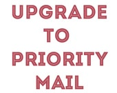 Priority Mail Upgrade (2-3 Business Days)