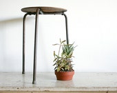 Vintage Three Legged Stool or Stacking Table - RobertaGrove