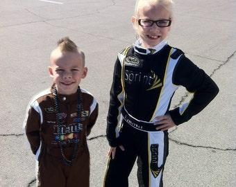 Racing DREAM Suit Custom Made Birthday Costume Halloween