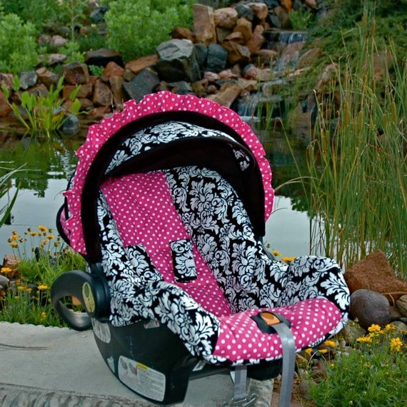 Custom Replacement Infant Car Seat Cover Chicco Keyfit 30