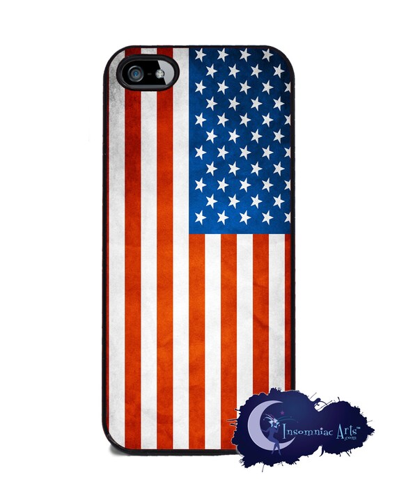 american flag iphone case american flag iphone cover by insomniacarts on etsy 3324