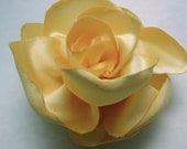 Yellow Sunshine Flower Clip or Corsage Accessory - SA4