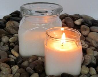 ANY FRAGRANCE - 4-oz soy jar candle
