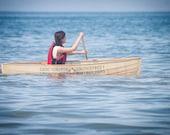 Mary 8 Ultralight Canoe