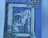 Vintage Unicorn CrossStitch Cross Stitch Kit