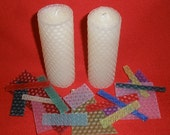 Dec-a-Candle Pure Beeswax Kit. Set of 2