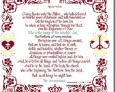 """Lambs, Lilies, Anchor, Crown, Colossians """"Preeminence"""" Cross-Stitch Chart PDF Download"""