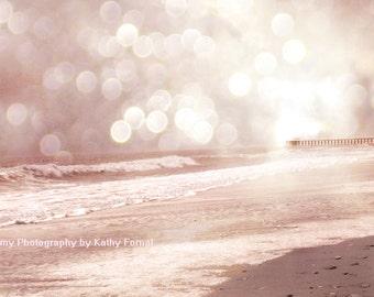 Dreamy Ocean Beach Photography, coastal ocean beach art, ethereal ocean nature photography, coastal ocean beach art prints, bathroom decor