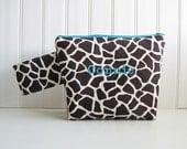 Personalized Cosmetic Bag - Makeup Bag - Toiletry Bag - Medicine Bag - Made to Order