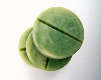 Mint Soap / Oily Skin Care / Essential Oil Soap Bars