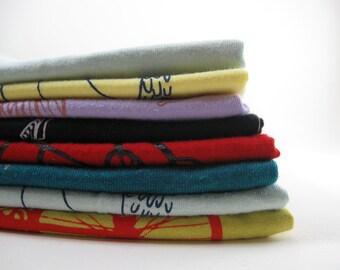Four Grab Bag Shirts
