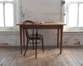 Custom Handmade Farmhouse Kitchen Table - DailyMemorandum