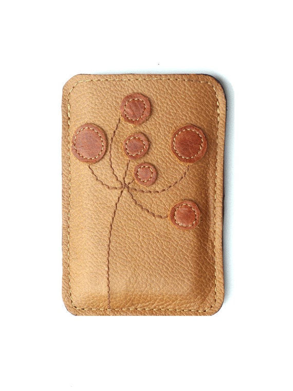 iPhone 4s, 4, 3gs Leather Case Personalized iPhone Case Rustic Saddle Tan Leather Pattern Free Monogram