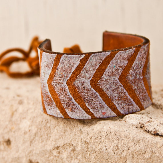 SALE Leather Cuff Jewelry Handmade Accessories Gifts For Her Holiday Presents