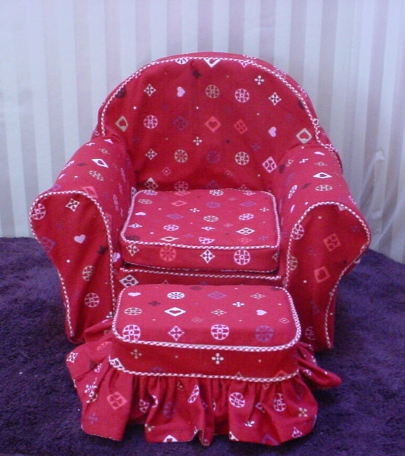 American Girl Doll Living Room Furniture: Items Similar To Doll Furniture, American Girl, 18 Inch
