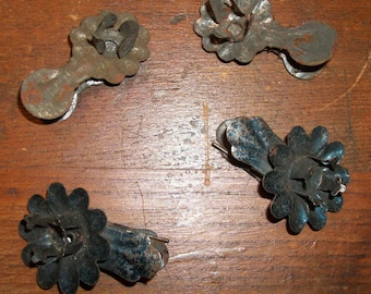 Antique Candle Clips for a Christmas or Feather Tree