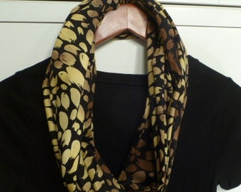 Infinity Scarf - Circle Scarf - Cowl - The Endless Scarf