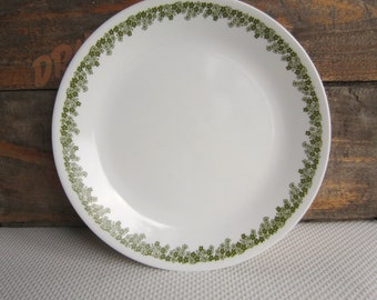 Vintage Corelle Spring Blossom Dinner Plates set of 5