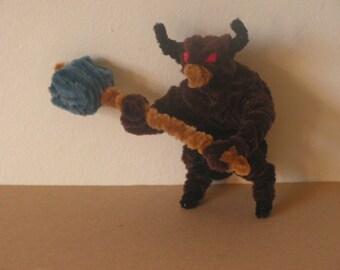 Fuzzy Figures - Minotaur