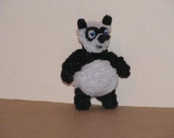 Fuzzy Figures - Panda Bear