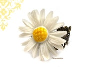 Summer Daisy Ring Clearance SALE