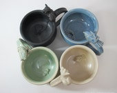 NEW - Whats in the Bottom of my Mug Cups - made to order - surprise mug