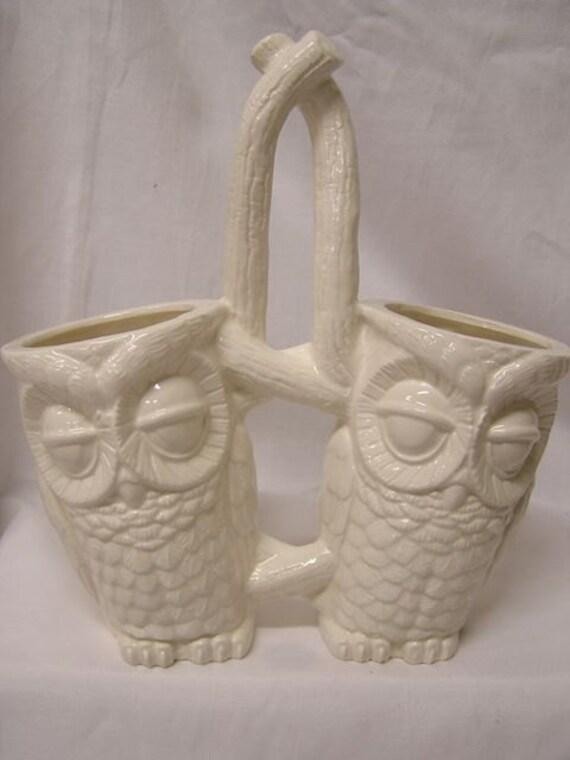 Tootsie Pop Owl Kitchen Caddy