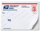 USPS Priority Shipping  - Upgrade the purchase of  --- 2 or more -- Items to USPS Priority Mail