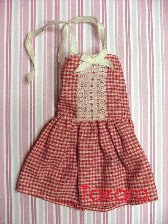 Rare vintage Takara Japan Barbie dress
