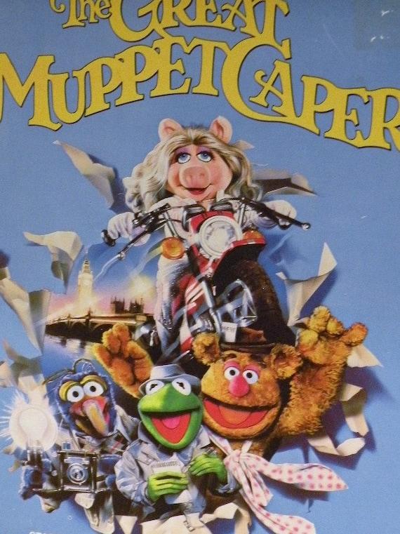 1981 The Great Muppet Caper