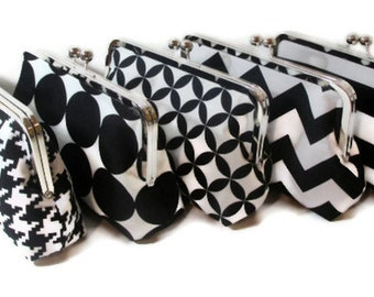 Wedding Clutch - Bridesmaid Clutches- Gifts-Weddings-Bridal Accessories