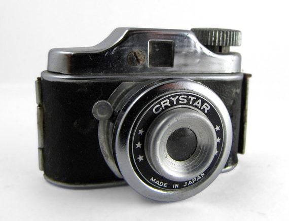 Vintage Crystar Mini Spy Camera