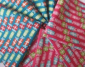 Cloth Napkins - Presents - Blue or Pink