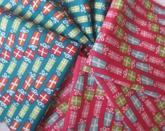 Cloth Napkins - Presents - Blue or Pink