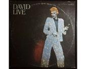 GLittered David Bowie Live Album