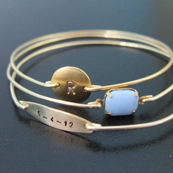 My Dear Baby, Personalized Mom Bracelet, Personalized Mom Jewelry, Birthday Gift for Mom, Personalized Jewelry for Mom Personalized Mom Gift