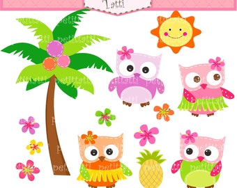 Hawaiian Luau Border Clip Art Images & Pictures - Becuo