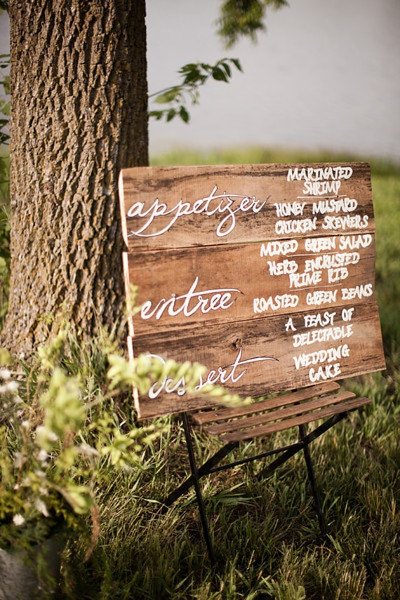 weddingchaplain wedding sign