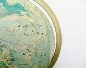 Vintage School Globe - Modred12