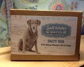 Salty Dog - 5 oz. Shampoo Bar for Dogs
