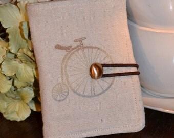 Steampunk Bicycle Tea Wallet