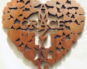 Amazing Grace Heart